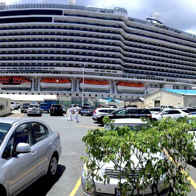 Havensight Cruise Pier