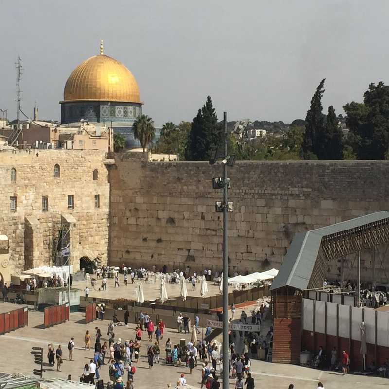 Trip Blog Post by @blc0650: Jerusalem 2019 | 3 days in Oct (itinerary, map & gallery)