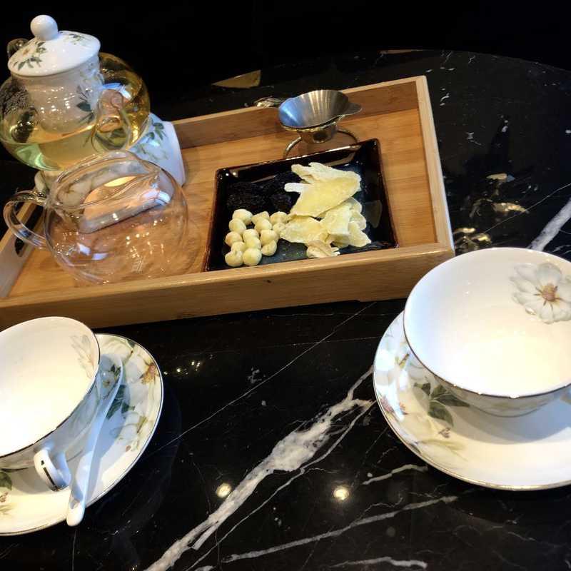 Doidep teatime !