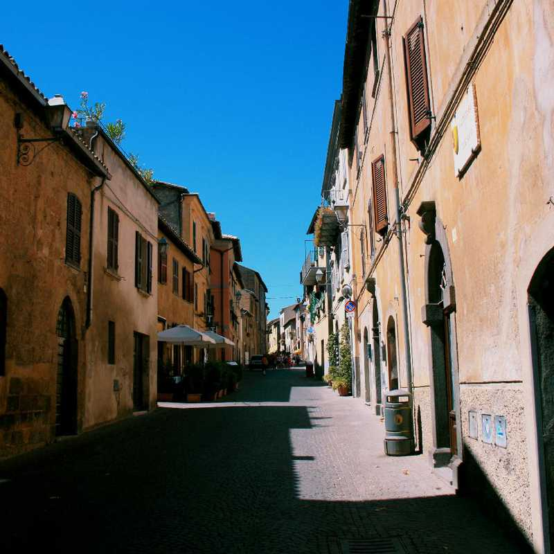 Walk around Orvieto