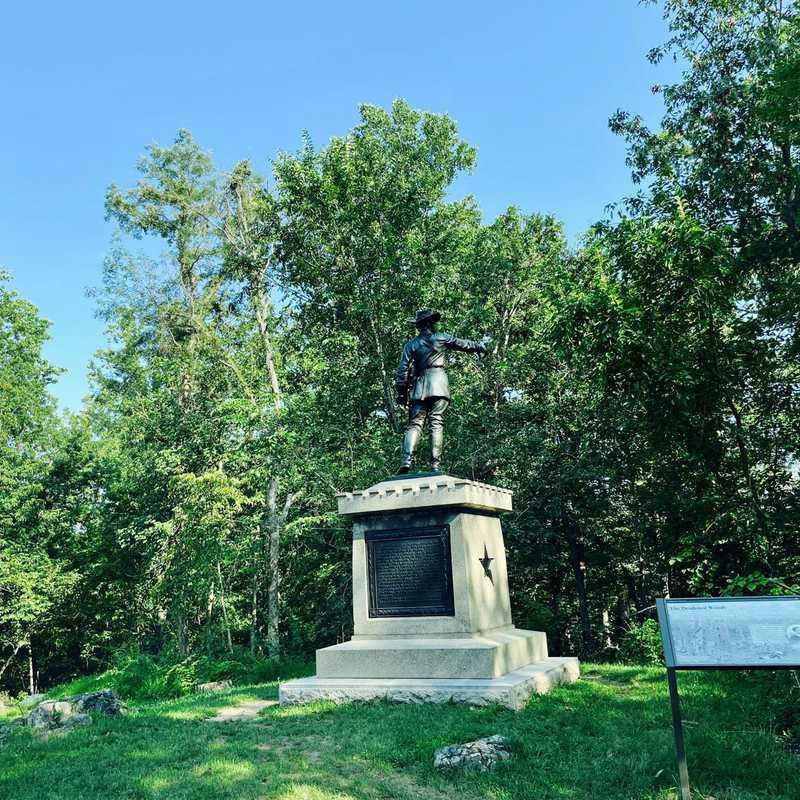 Gettysburg Auto Tour Stop 14