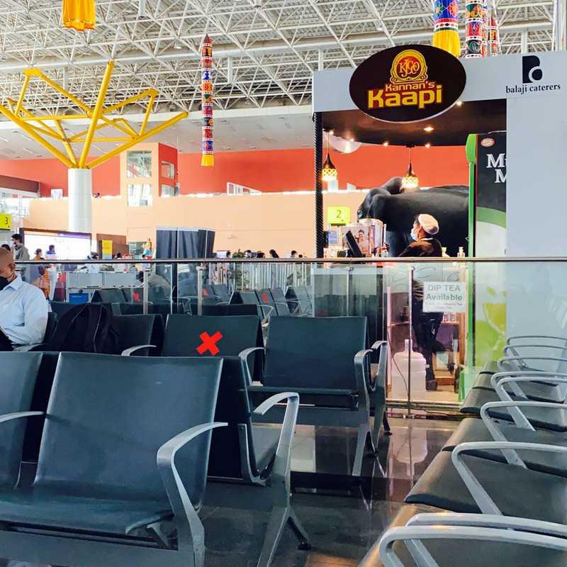 Coimbatore International Airport - CJB
