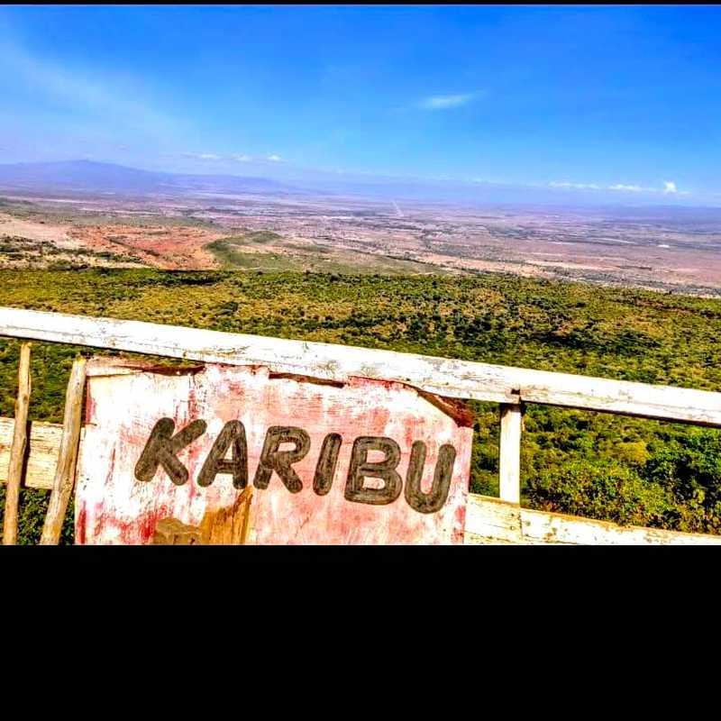 The Great Rift Valley , Kenya 2020