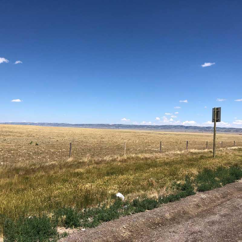 Wyoming is...Empty!