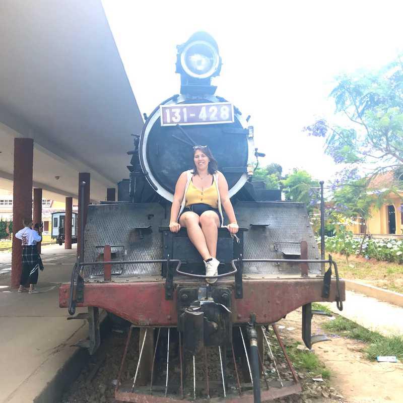 Dalat Train Yard
