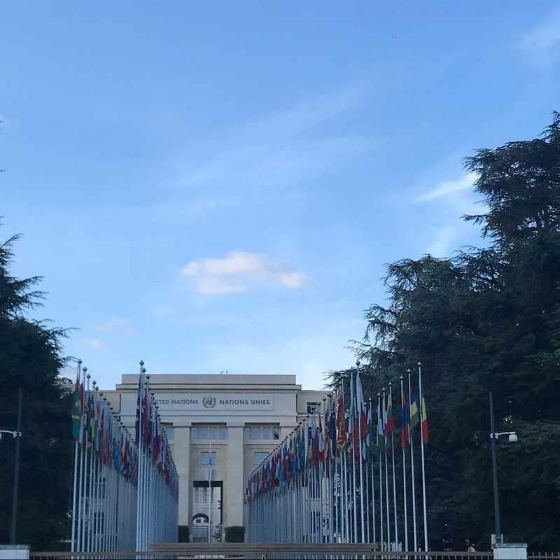Palais des Nations