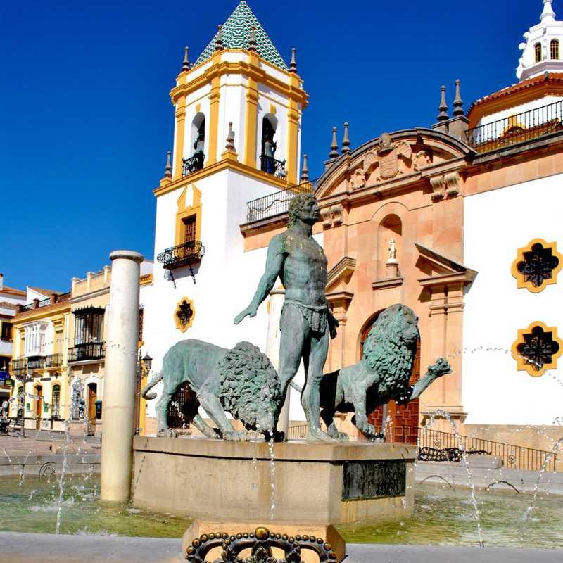 Plaza del Socorro