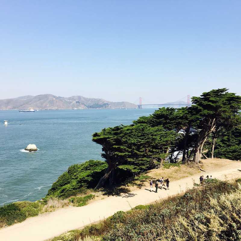 Eastern Coastal Trail Overlook