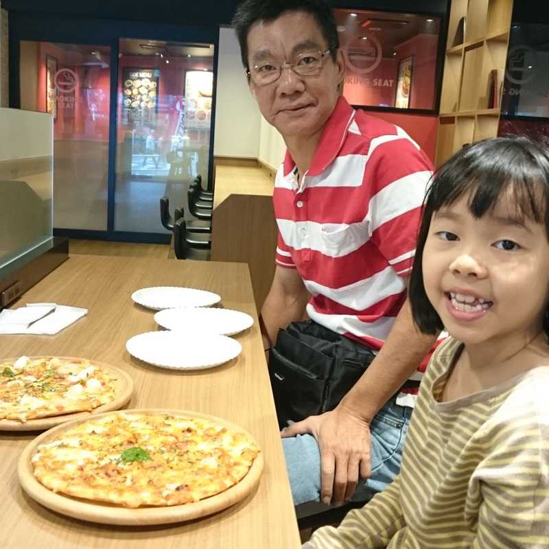 Pizza-La Yotsuya