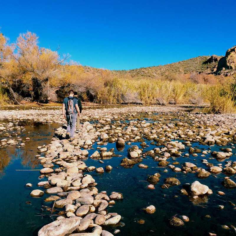 Arizona Christmas Getaway | 3 days trip itinerary, map & gallery