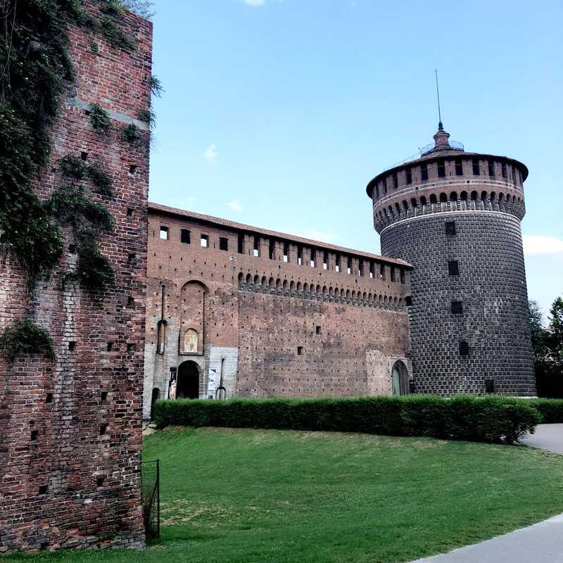 Sforzesco Castle
