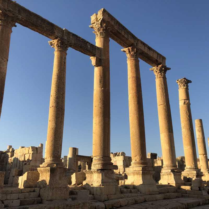 Jerash Museum