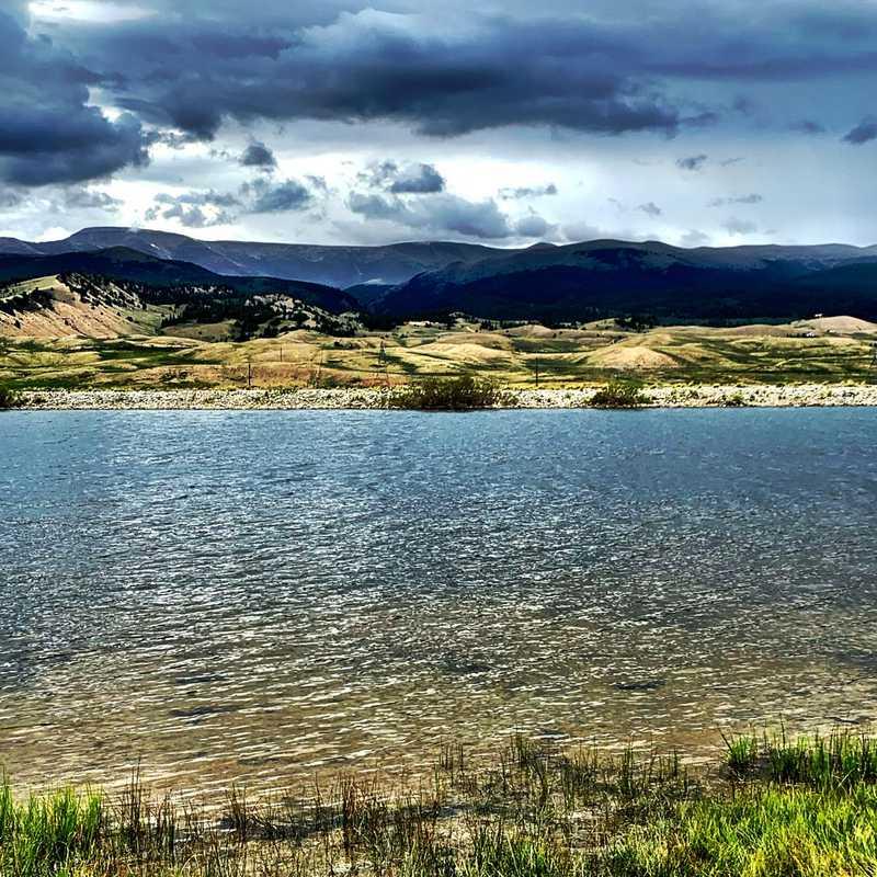 Hayden Meadows Reservoir