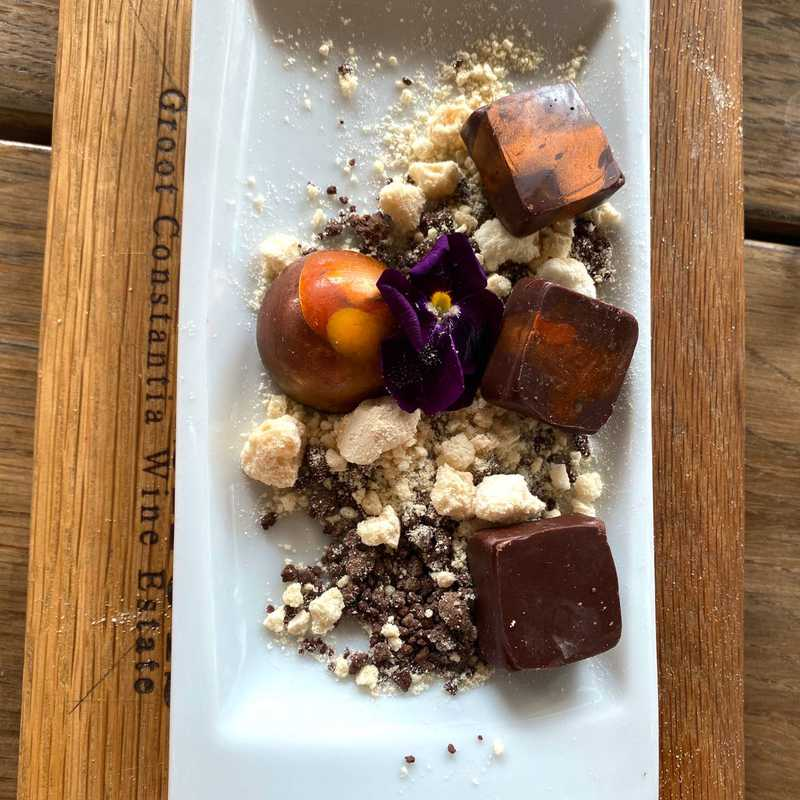 Jonkershuis Restaurant South Africa