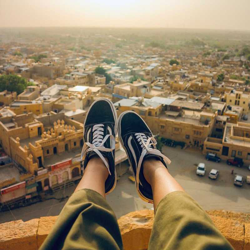 Trip Blog Post by @nurillr: Jaisalmer 2019 | 3 days in May (itinerary, map & gallery)