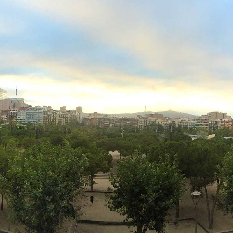 Joan Miró park