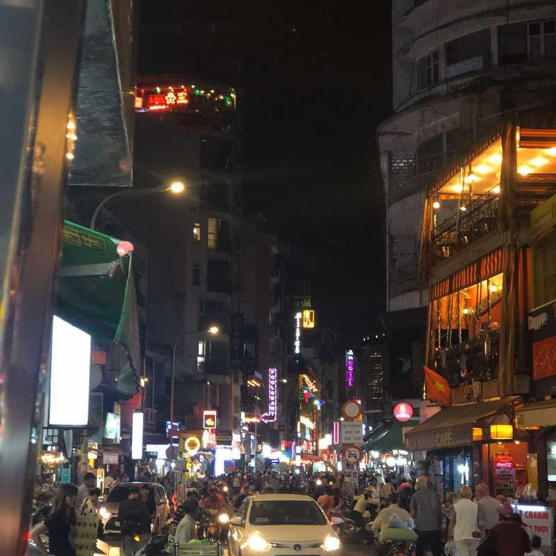 Bui Vien Walking Street