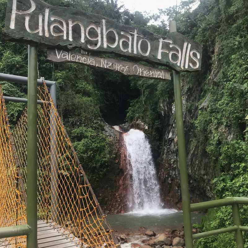 Pulangbato Falls Valencia
