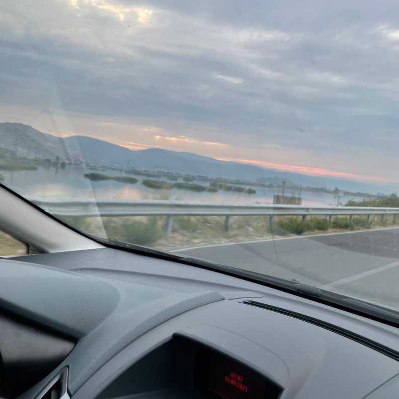 From Shkodër to the Komani Ferry