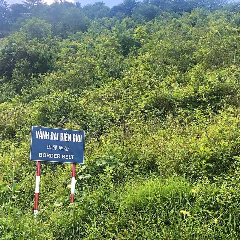 Chinese Border