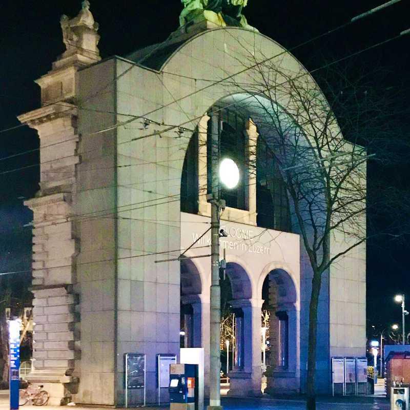 Torbogen Luzern