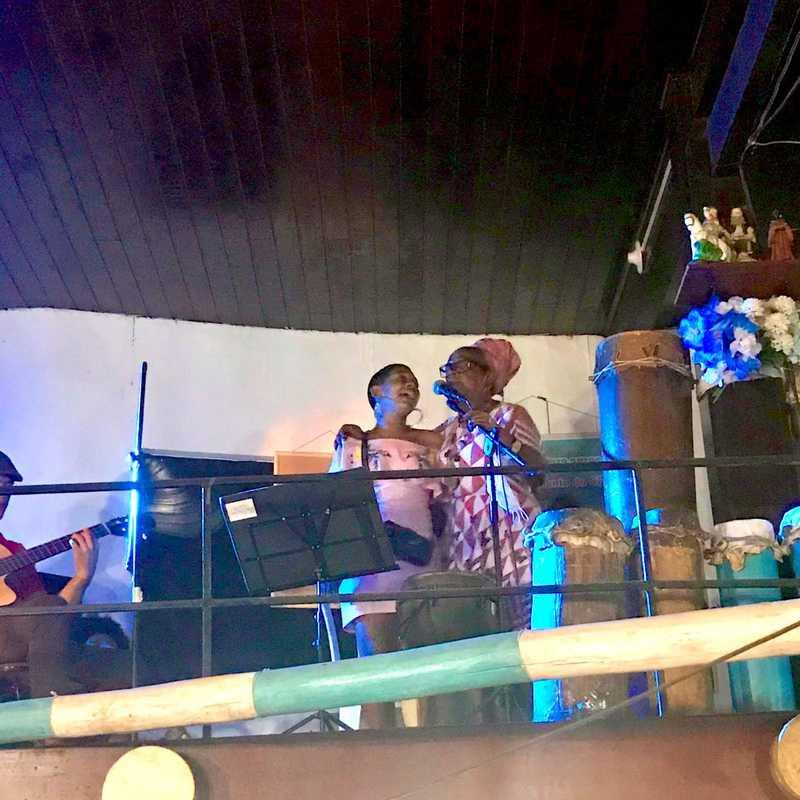 Catarina Mina - Bar e Restaurante