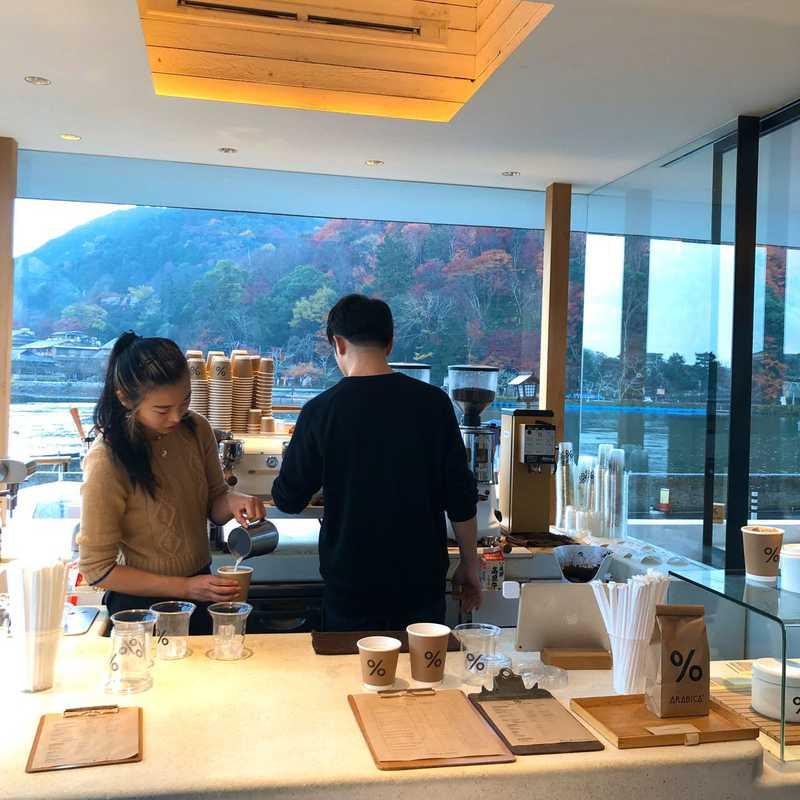 % Arabica Kyoto Arashiyama