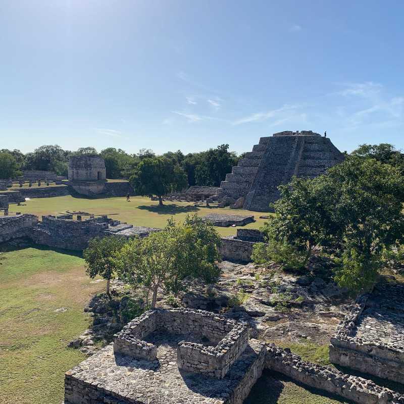Archaeological Site of Mayapan
