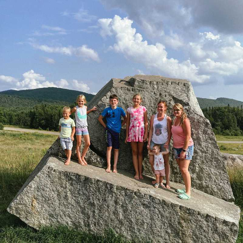 Sentinal Rock State Park