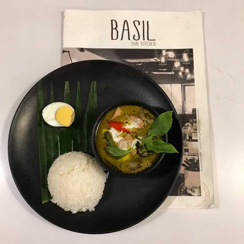 Basil Thai Kitchen (Holland Village)