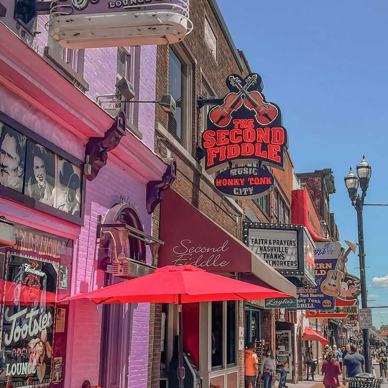 Nashville - Hoptale's Destination Guide