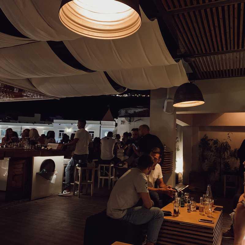 Base Cafe & Roof Cocktail Bar