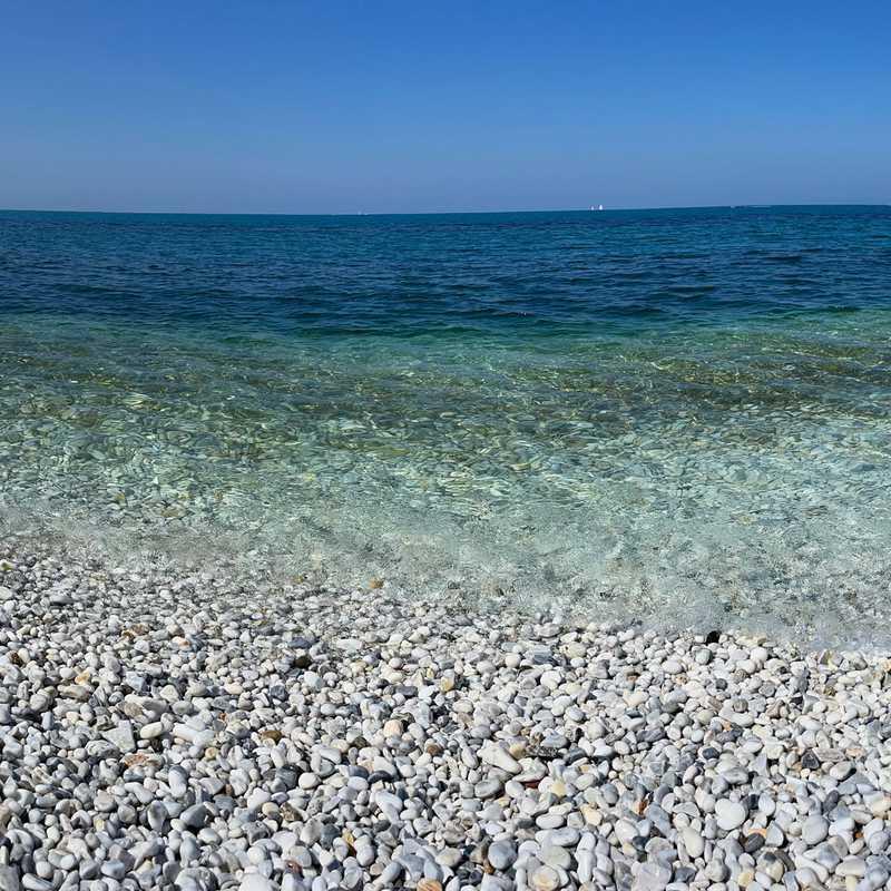 Spiaggia Marina Di Pisa