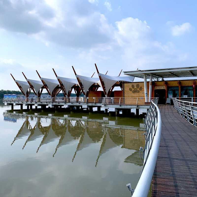 Baima Lake