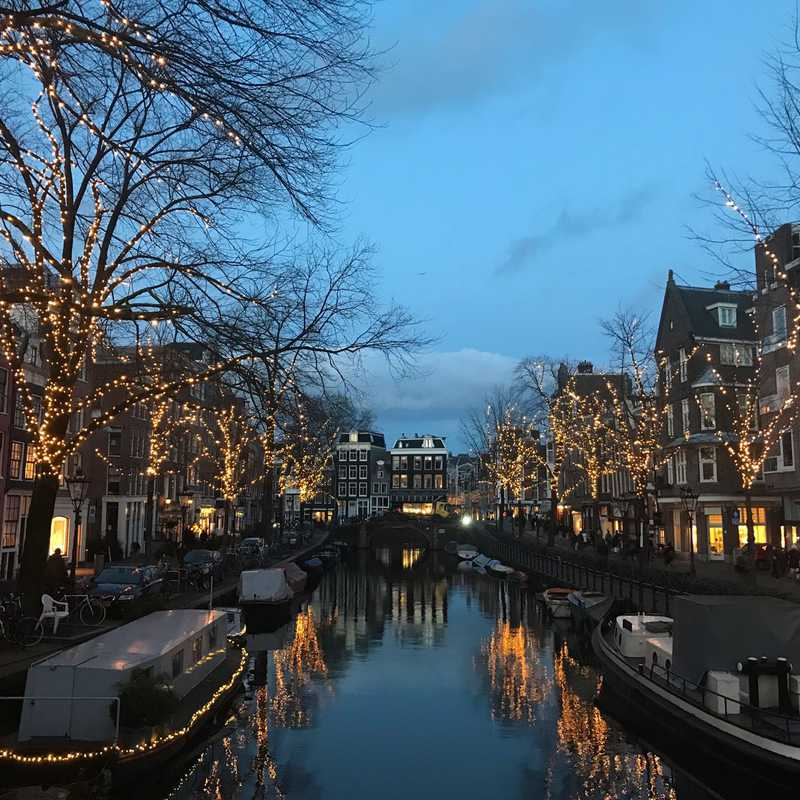 Amsterdam 2018   3 days trip itinerary, map & gallery
