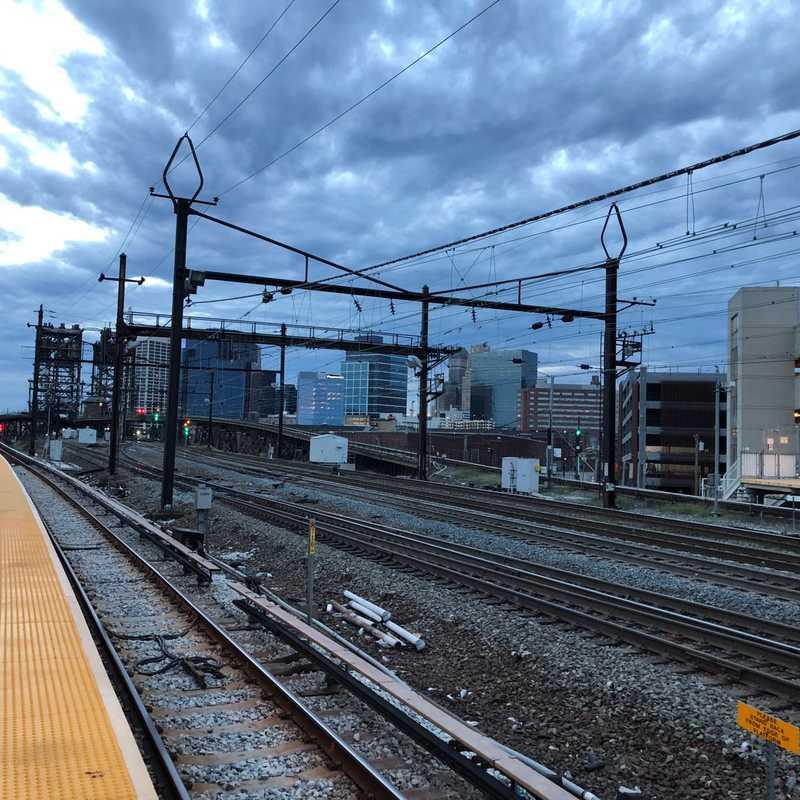 Harrison Path Station