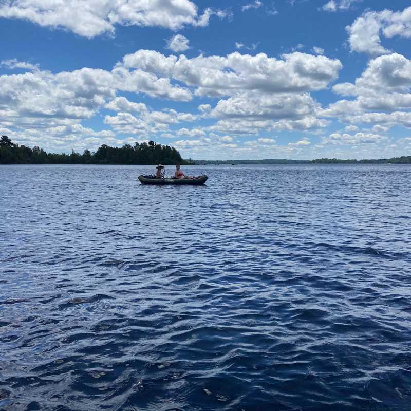 White Iron Lake