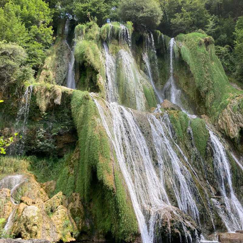 Glandieu Falls