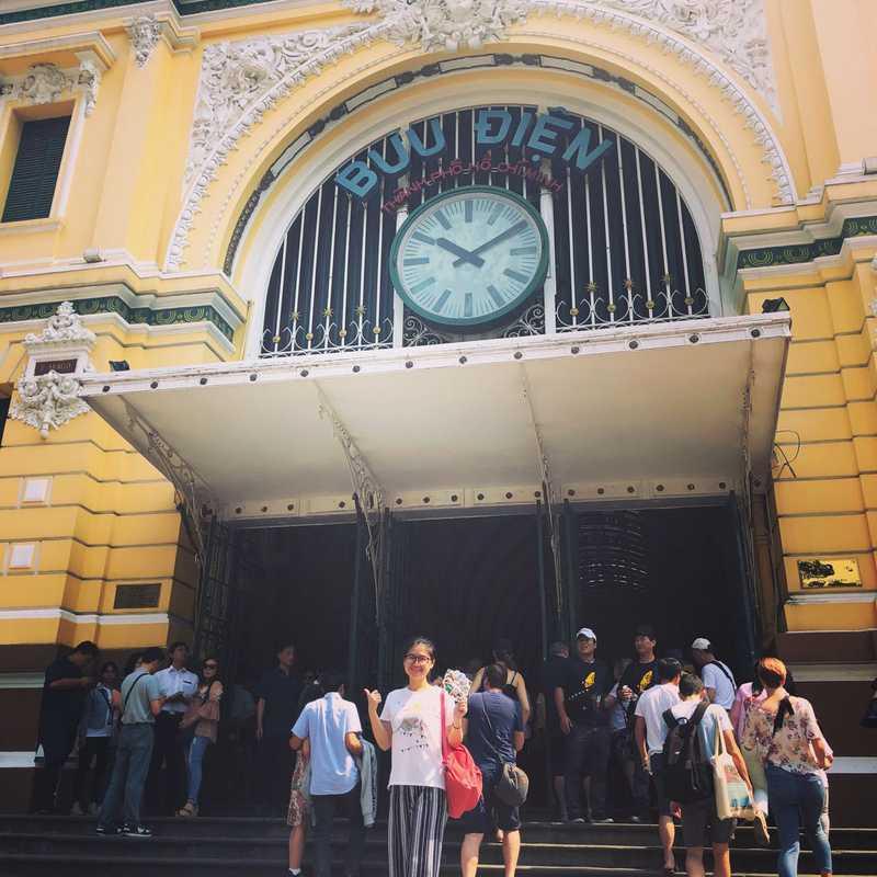 Place / Tourist Attraction: Notre Dame Cathedral of Saigon (District 1, Vietnam)