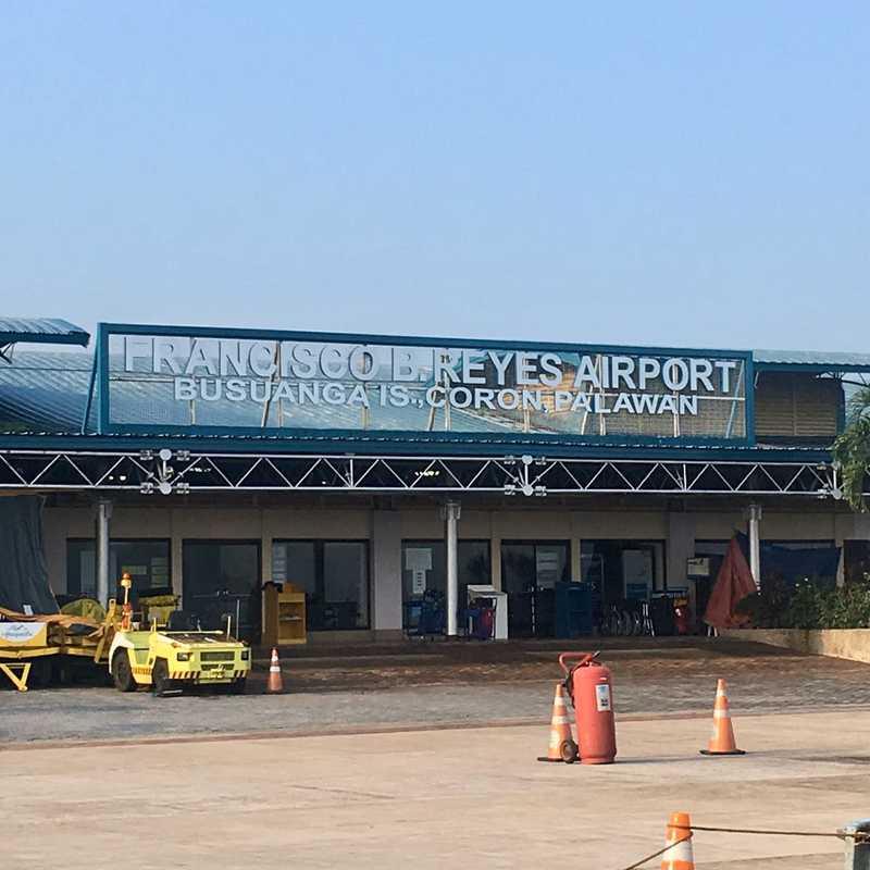 Francisco B. Reyes Airport