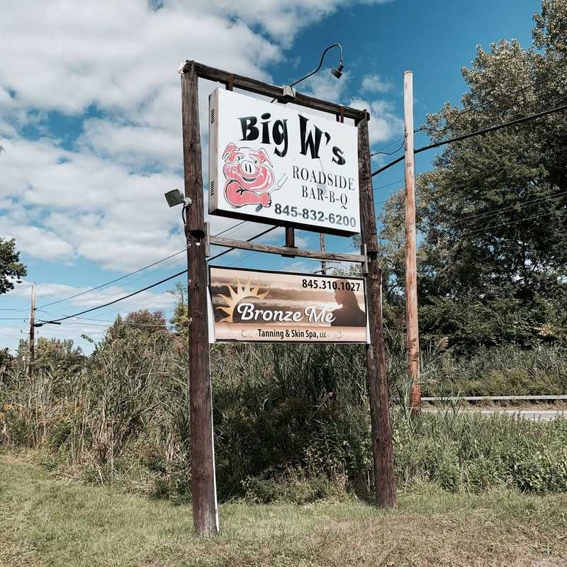 Big W's Roadside Bar B Que