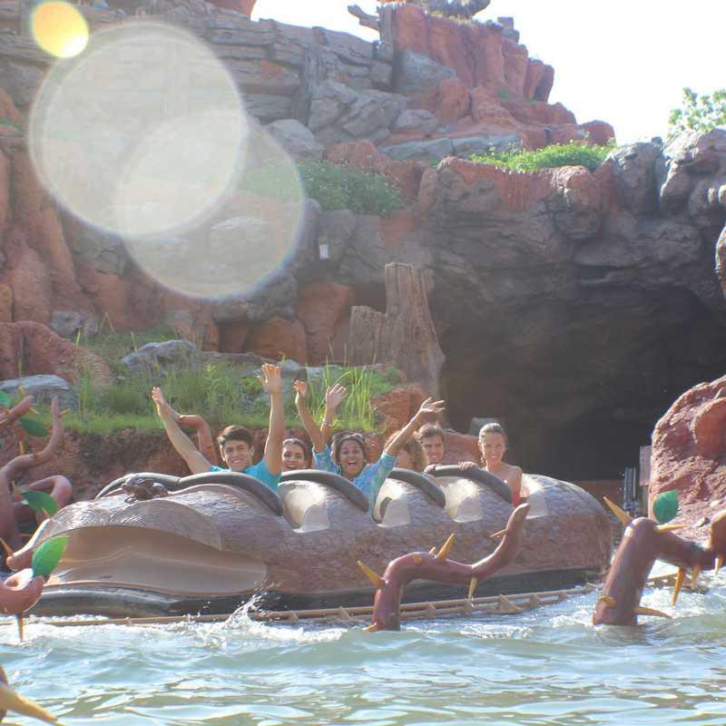 Parques da Disneylândia