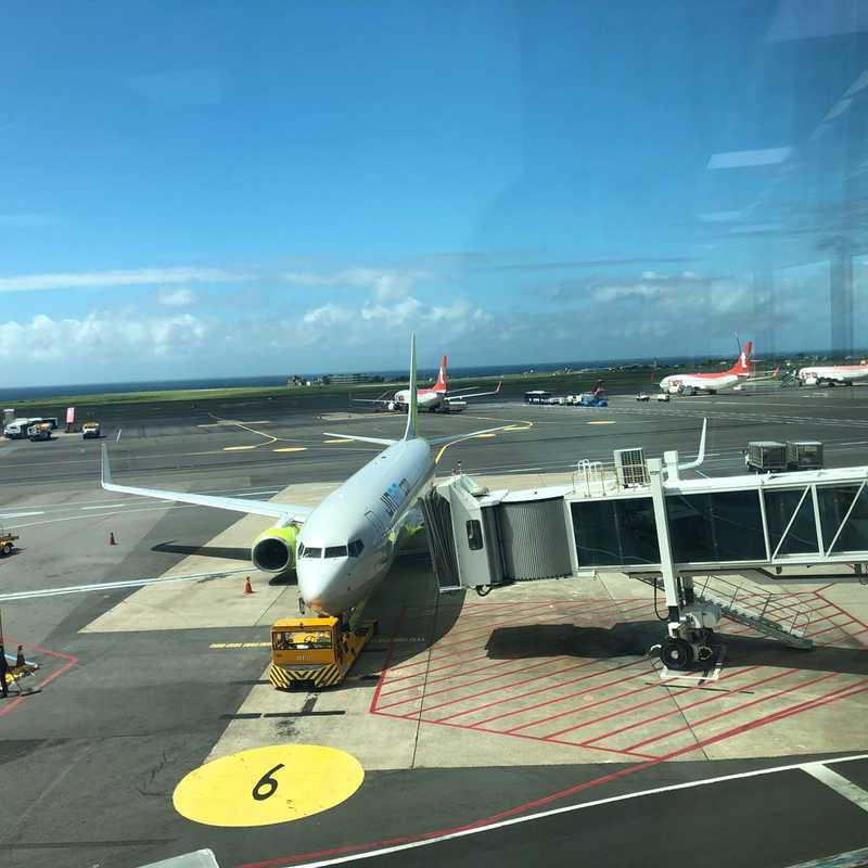 Jeju International Airport (CJU)