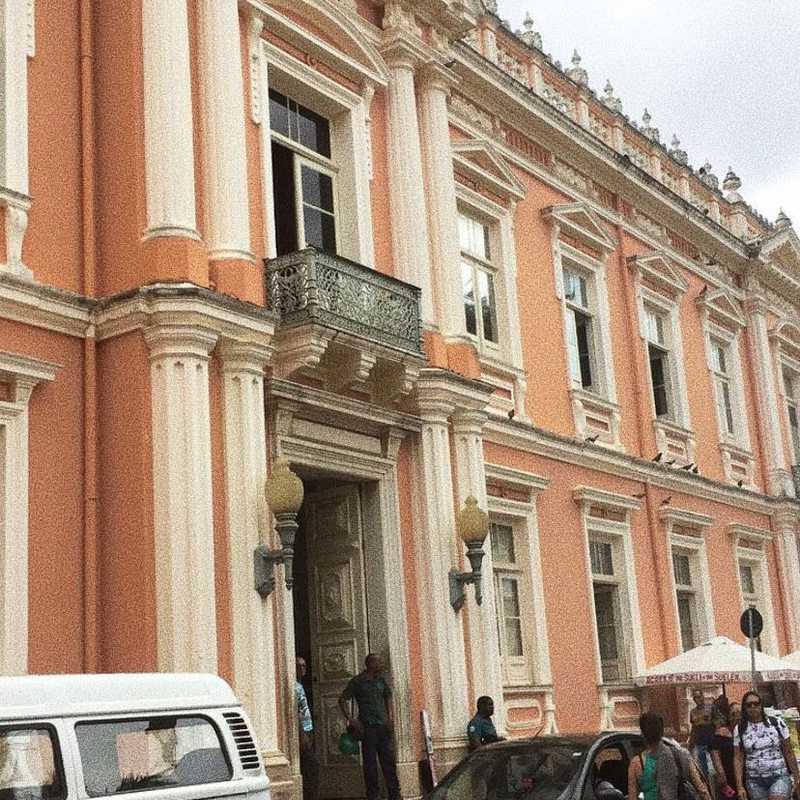 Bibliotheca Gonçalo Moniz - Faculdade de Medicina da Bahia (UFBA)
