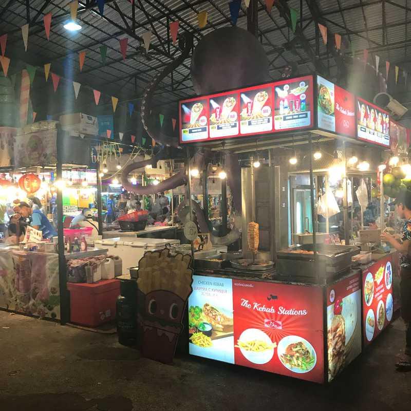 Kata Night Market