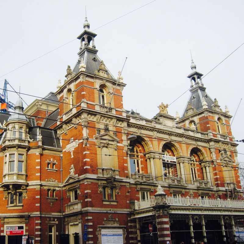 Place / Tourist Attraction: Internationaal Theater Amsterdam (Amsterdam, Netherlands)