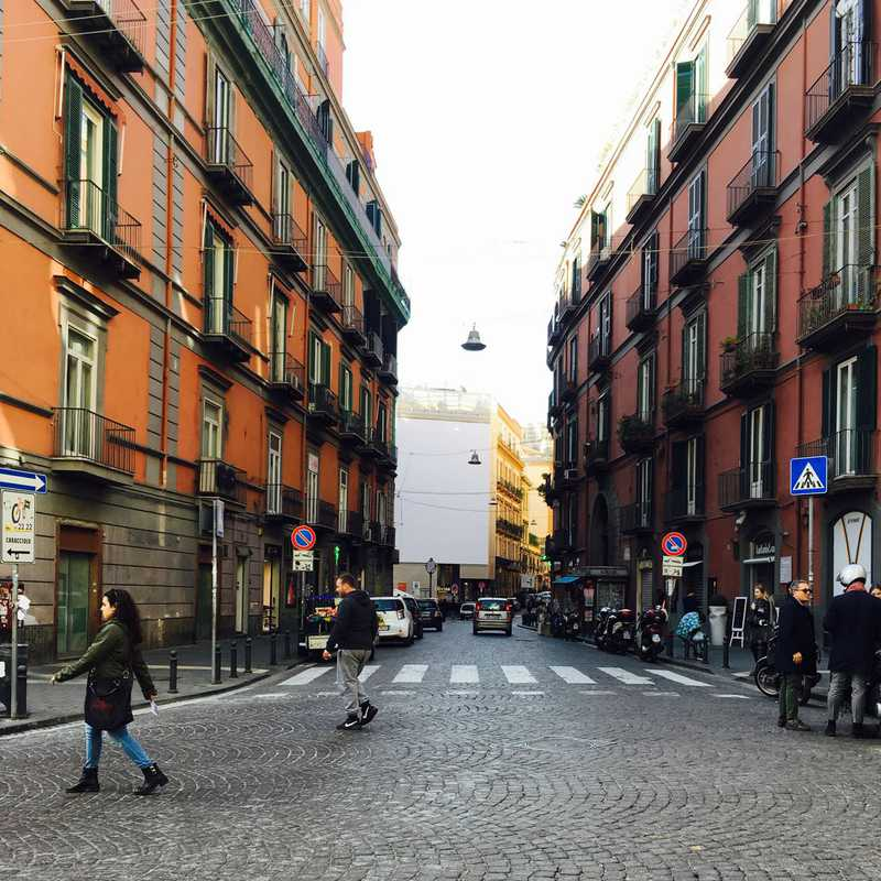 Trip Blog Post by @jthsunarto: Naples, Italy 2017 | 1 day in Feb (itinerary, map & gallery)
