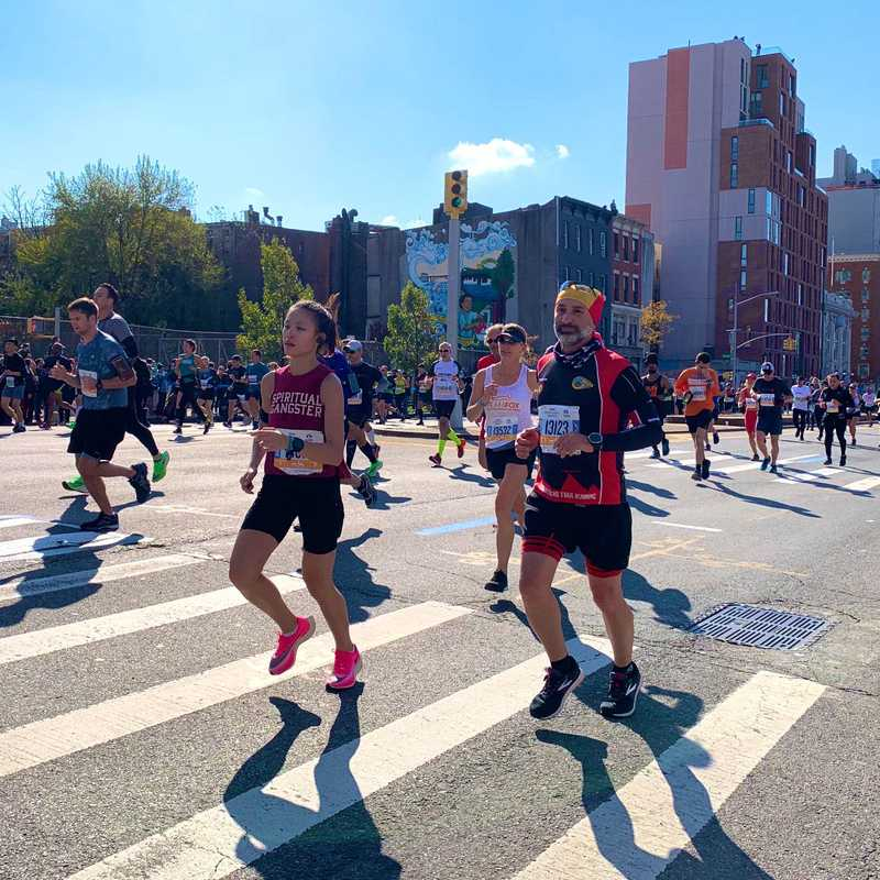 Watch New York Marathon
