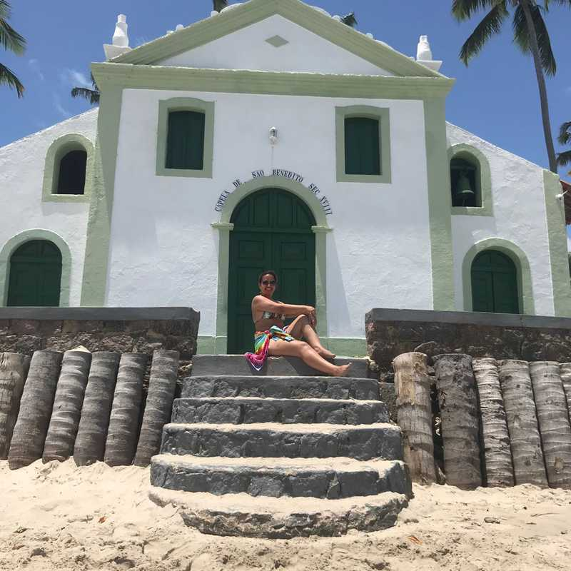 Capela de São Benedito Igrejinha dos Carneiros
