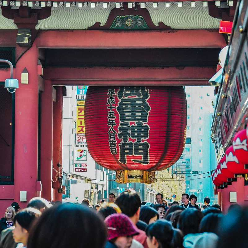 TOKYO II 🇯🇵 | 2 days trip itinerary, map & gallery
